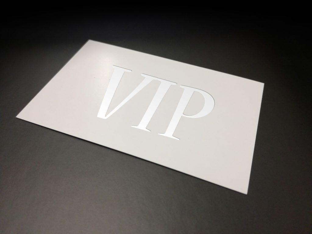 Déclinez votre offre standard en offre VIP