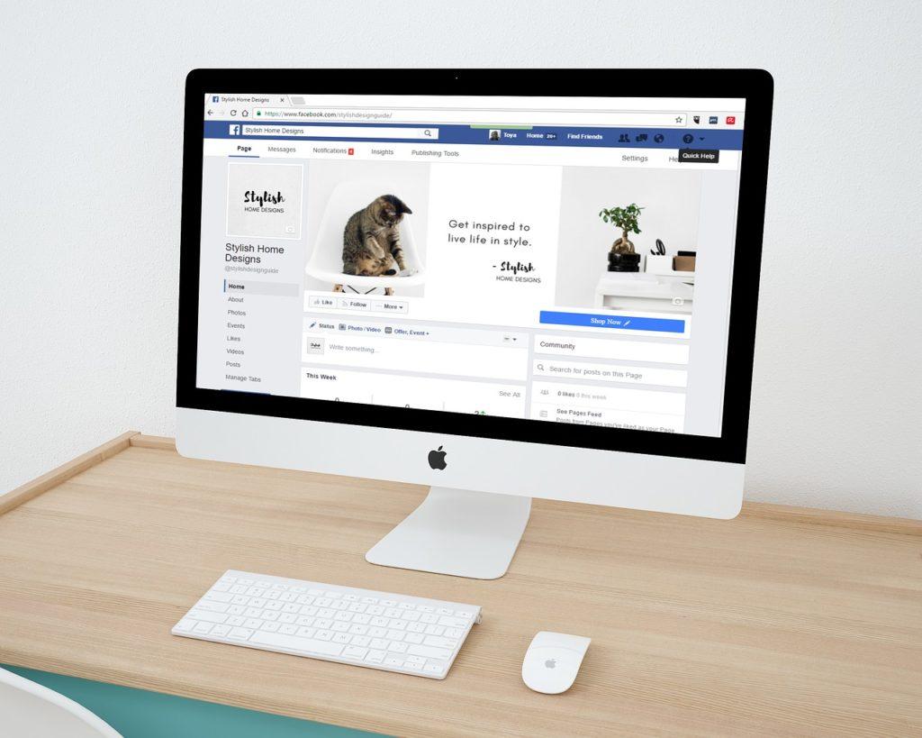 Facebook devient de plus en plus important pour les entreprises