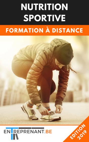 formation à distance en nutrition sportive