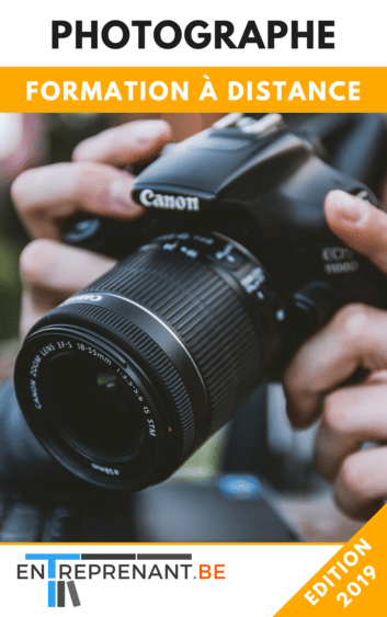 Formation pour devenir photographe