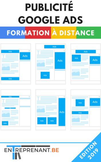 formation sur la publicité google adword (google ads)