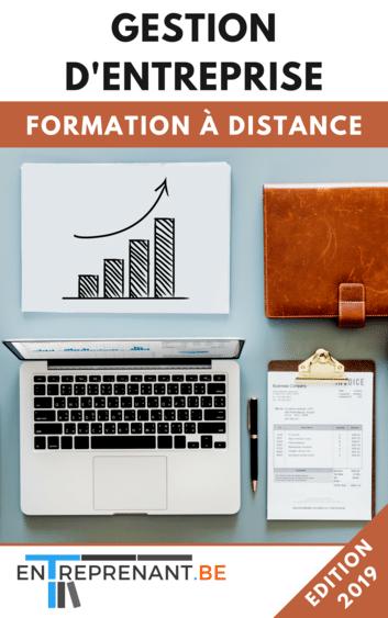 formation à distance en gestion d'entreprise