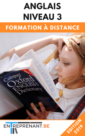 Formation à distance pour devenir bilingue anglais