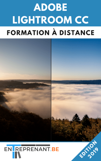 formation sur adobe lightroom cc