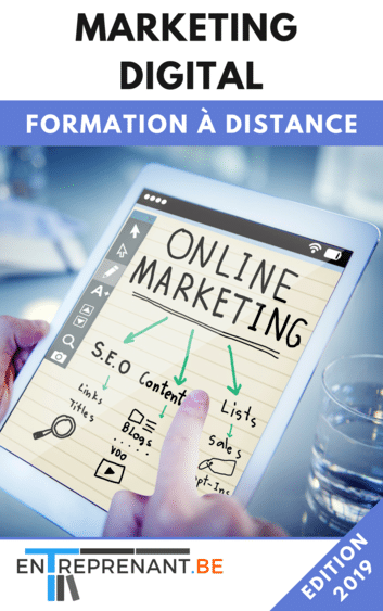 formation en ligne sur le marketing digital