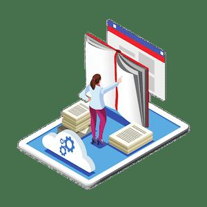 Enseignement en ligne professionnel francophone