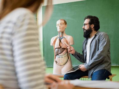 Coach sportif : étude de la physiologie