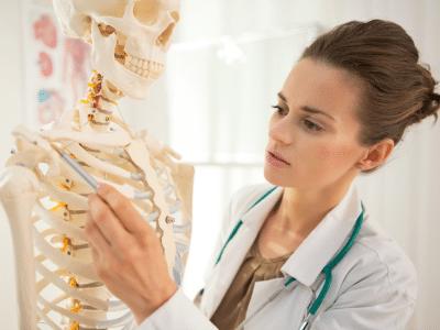 Coach sportif : étude de l'anatomie