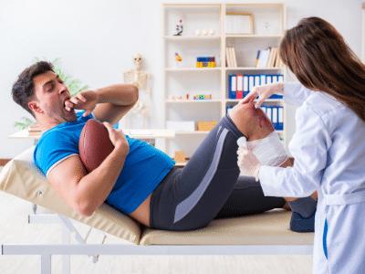 Coach sportif : Les traumatismes en sport