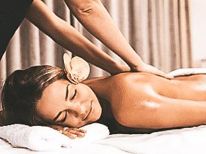Les massages bien-être en pratique